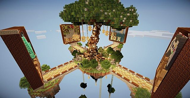 Best Skyblock Builds