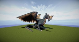 Blue Dragon Minecraft Project