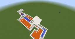 Wipeout on Steroids Minecraft Map & Project