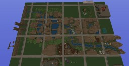 Server Medieval Village Minecraft Map & Project
