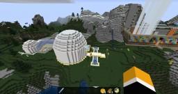 KAthycraft map added secret base! v4.3 Minecraft Project