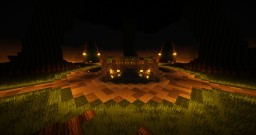 Hub Spawn | 4 Portals | Cave | Minecraft Map & Project