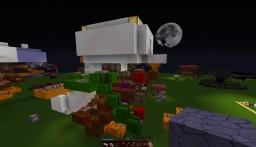 1x4 100% Seamless Hidden Stairs Minecraft Map & Project