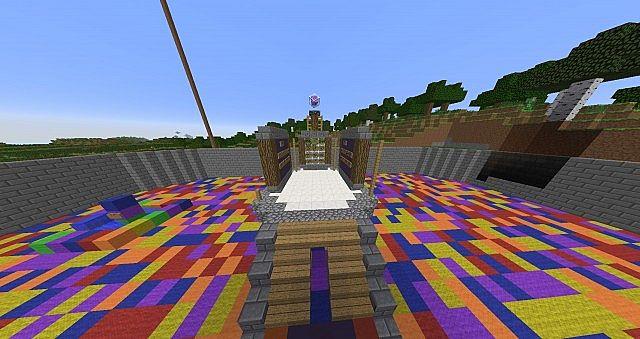 Rainbow Craft Minecraft Server
