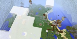 Survival Games-Beach Town Minecraft Project
