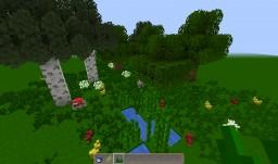 Halfcraft (Lots of Custom Models) Minecraft
