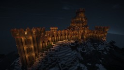 Vysogrod Castel Minecraft Map & Project