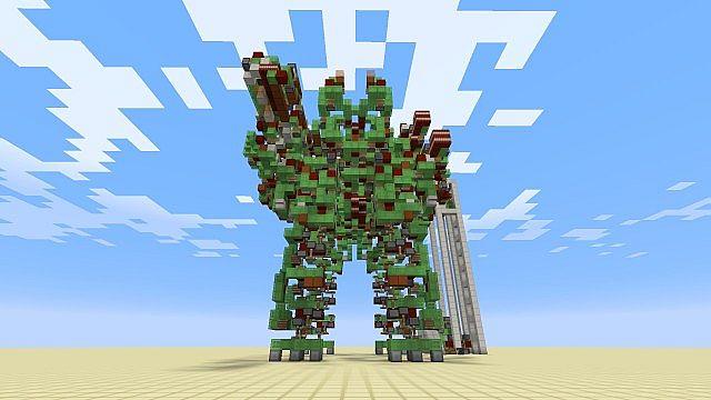 Giant Controllable Walking Battle Robot Mega Gargantua