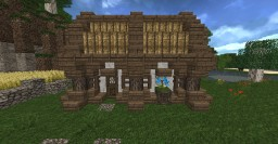 Small House   Medieval Minecraft Map & Project