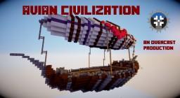 The Lost Avian Civilization |OverCast Contest Entry| Minecraft