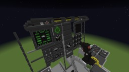 FULLY WORKING DCS A-10C Cockpit [WiP] Minecraft Map & Project