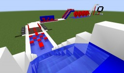 Total Wipeout 1.8/snapshot Minecraft Map & Project