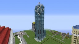 Two World Trade Center, New York Minecraft Map & Project