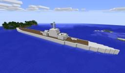 Gato-Class Submarine Minecraft Map & Project