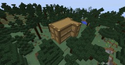Simple Survival House For Newbies Minecraft Map & Project