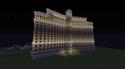 Bellagio, Las Vegas Minecraft Map & Project