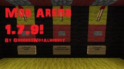 [1.7.9] Mob Arena! Minecraft