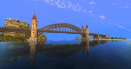 The Hohensee Bridge ◄Steampunk► Minecraft Project