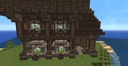 House   Medieval Minecraft Map & Project