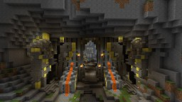 Dwarven underground city! Minecraft Project