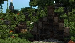 Hobbit House Minecraft Map & Project