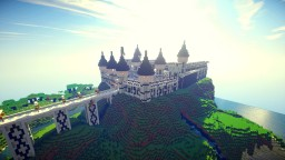 Crandalholme Castle Minecraft Project