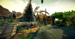 Abandoned Fishing Village - A Minecraft Project Minecraft Map & Project