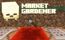 Market Gardener from TF2 (Fully Functional!) Minecraft Map & Project