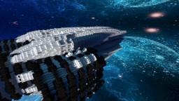 A.R.C.H.O.N - Interstellar doomsday weapon Minecraft Project