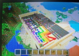 My new 7-Segment Display Minecraft Blog Post