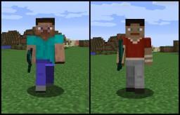 Slim Steve? New edition for future Minecraft? Minecraft Blog
