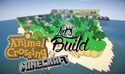 Animal Crossing New Leaf - in Minecraft! Minecraft Project