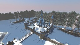 Frozen Arendelle Winter Minecraft