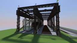 Harland & Wolff Arrol Gantry (Shipyard) (Worldsave / Schematic) Minecraft Project