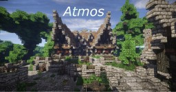Atmos - The Abadon Village - Cinematic . Server Minecraft Map & Project