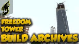 Freedom Tower - Build Archives - A Minecraft Series Minecraft Map & Project