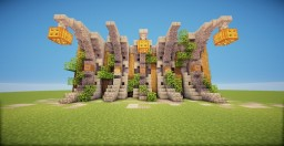 Simply A Wall Minecraft