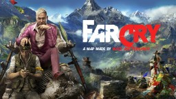 Far Cry  (Modded Map) - Avaliable Now Minecraft Project