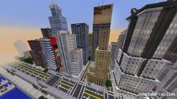 Майнкрафт скачать карту город