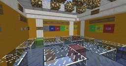 Grid PvP 2 RETURN OF THE GRID! Minecraft Map & Project