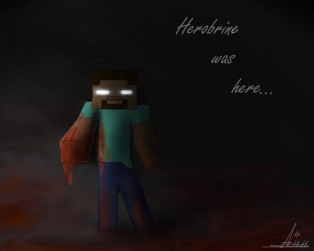 Minecraft Herobrine Wallpaper Hd 1080p