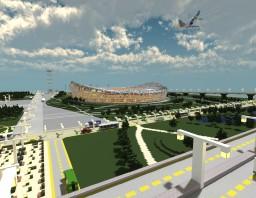 Beijing Stadium V2.0 Minecraft Map & Project