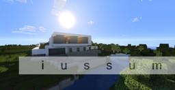 | i  u  s  s  u  m | modern build Minecraft Map & Project