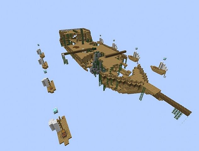 mcedit schematics html with Skywars Map Schematic Ship Wreck 8 Players on Bi Level House Furnished additionally Survival Starter House My First Project Hope You Like further Bolvark17s Medieval Buildng Bundle Mcedit Schematic further Island For Skyblock 189 also Realistic Partial Cloverleaf Interchange Republic Of Union Islands.
