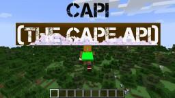 [1.7.2] [Forge] cAPI (The Cape API) Minecraft Mod