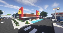 McDonald's at Northshore | Lapiz Point | AC Minecraft