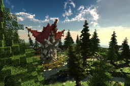 Fantasy Mill Minecraft Map & Project