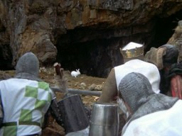 Monty Python and the Holy Grail Adventure Map!!! Quest For The Holy Grail! Minecraft Map & Project
