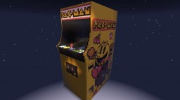 PAC-MAN (Playable) Minecraft Project