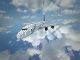 minecraft passenger plane